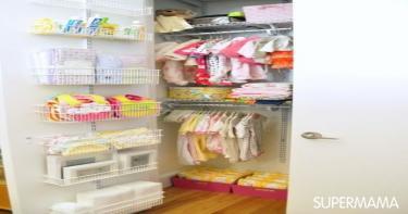تنظيم غرفة الرضيع 4