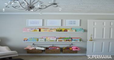 تنظيم غرفة الرضيع 7