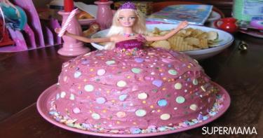 كعكة عيد الميلاد 3