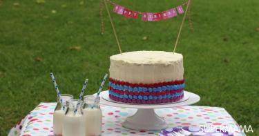 كعكة عيد ميلاد 7