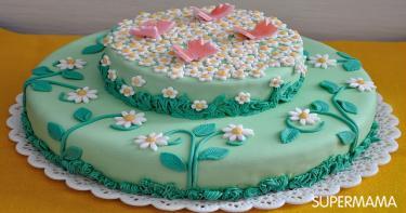 كعكة عيد ميلاد 10