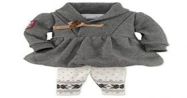 أفكار ملابس شتوية لأطفالكِ 3