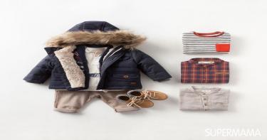 أفكار ملابس شتوية لأطفالكِ 4