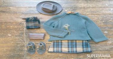 أفكار ملابس شتوية لأطفالكِ 5