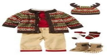 أفكار ملابس شتوية لأطفالكِ 8