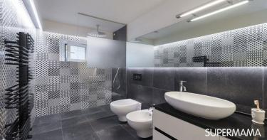 ديكور حمام 2017 3