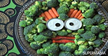 تقديم الخضروات بطرق مبتكرة 5