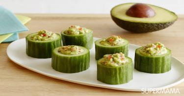 تقديم الخضروات بطرق مبتكرة 9