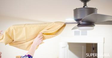 طرق مبتكرة للتخلص من الغبار في المنزل 1