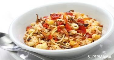 بالصور: 7 وصفات لأطباق اقتصادية للغداء 1