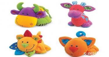 مستلزمات حقيبة الرضع في الشتاء - ألعاب للطفل