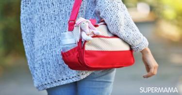مستلزمات حقيبة الرضع في الشتاء - حقيبة طبية