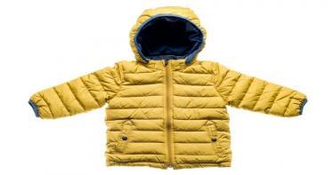 مستلزمات حقيبة الرضع في الشتاء - جاكيت ثقيل