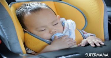 مستلزمات حقيبة الرضع في الشتاء - عربة أو سرير أطفال