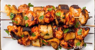 7 وصفات متنوعة للدجاج المشوي 2