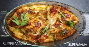 أشهر ١٠ وصفات للدجاج على