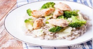 7 وصفات للأرز بالدجاج 3
