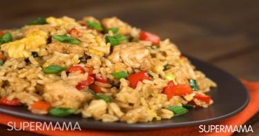 7 وصفات للأرز بالدجاج 5