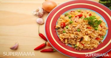 7 وصفات للأرز بالدجاج 6