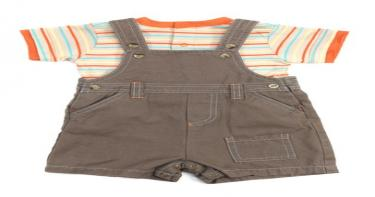 بالصور: 9 قطع ملابس خروج للأطفال 3