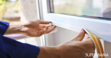 5 حيل لمنع دخول الأتربة من النوافذ والشرفات 4