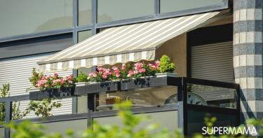 5 حيل لمنع دخول الأتربة من النوافذ والشرفات 6