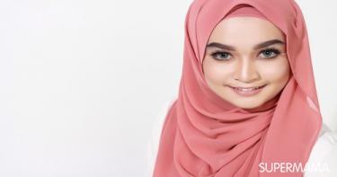 ألوان الحجاب