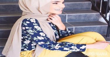 ألوان الحجاب 4