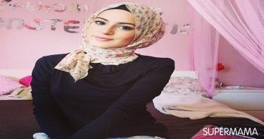 ألوان الحجاب 5