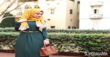 ألوان الحجاب 7