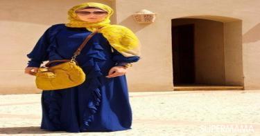 ألوان الحجاب 8
