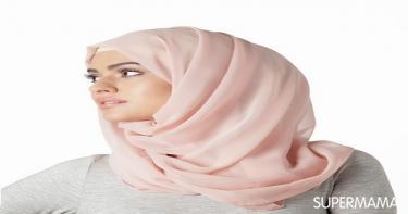 ألوان الحجاب 9