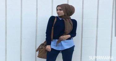 ألوان الحجاب 10