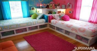 ترتيب تحت السرير 1