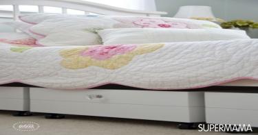 ترتيب تحت السرير 3