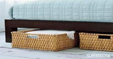 ترتيب تحت السرير 5