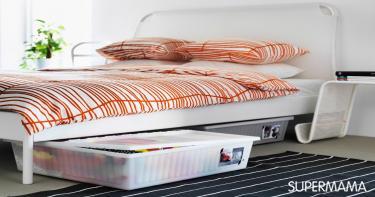 ترتيب تحت السرير 6
