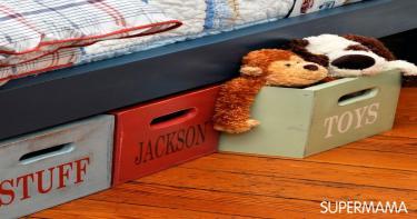 ترتيب تحت السرير 8