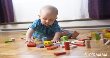 ألعاب للأطفال تحت سن العام 1