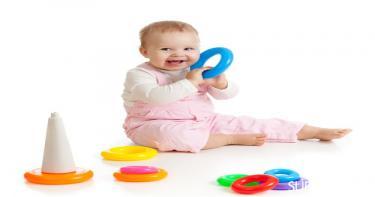 ألعاب للأطفال تحت سن العام 6