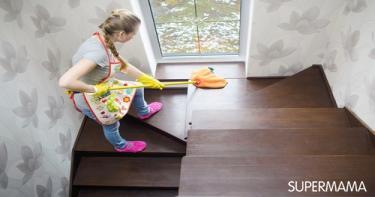 منظفات طبيعية للزجاج والخشب تحافظ على صحتكِ 1