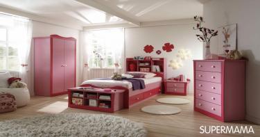 غرفة أنيقة للفتيات الأكبر سنًا