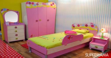 غرفة للفتيات المرحات