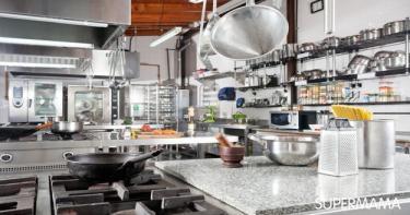 طبخ صحي - مطبخ