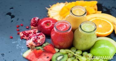 مشروبات لذيذة وصحية قدميها لطفلك 3
