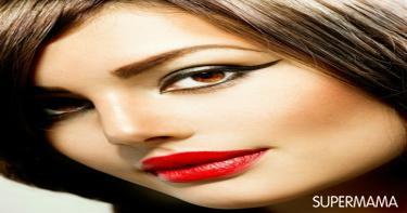 ارسمي عينيك حسب شكل وجهك 5