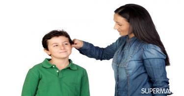 عبارات سلبية للأطفال - وصف الطفل بالكذب