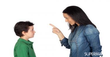 عبارات سلبية للأطفال - نشبيه الطفل بأبيه
