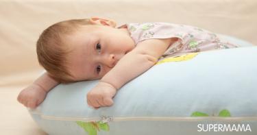 مشكلات النوم على البطن