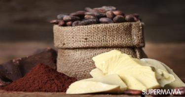 6 استخدامات رائعة لزبدة الكاكاو 1